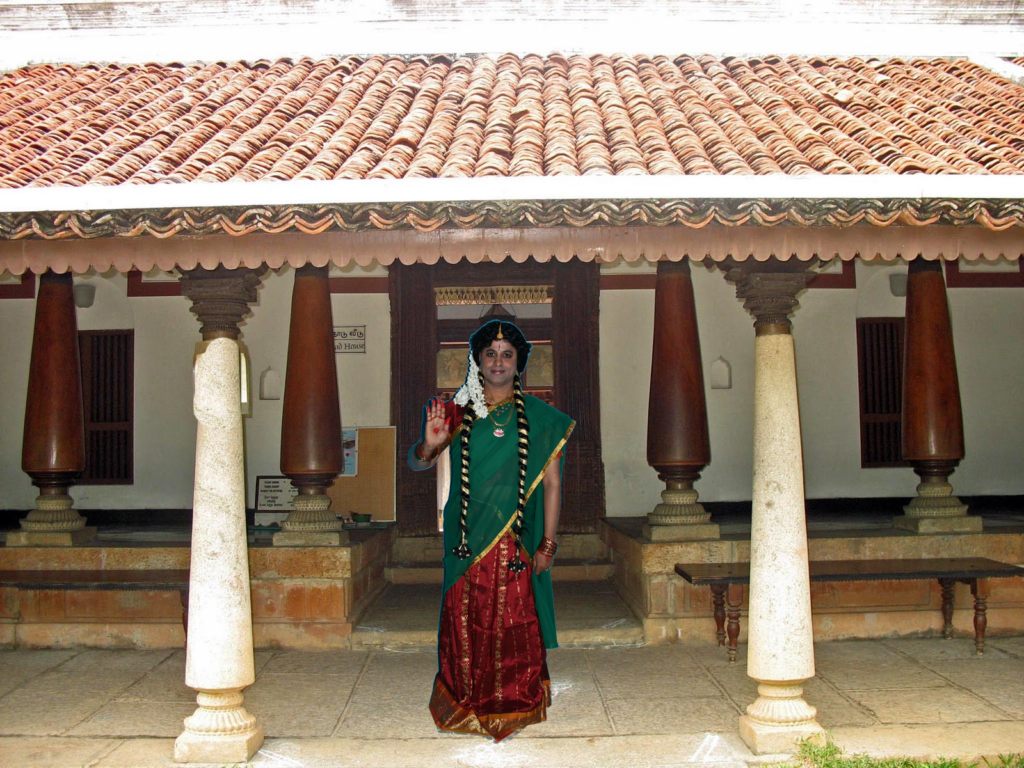 Gothalli grew up with only the thought of Lord Rama. She treated him as if he was with her always. She came off as an abnormal individual to the common man, but she never let that stop her from believing in Lord Rama. She teaches us that you can win anyone over, if you treat them as a friend – even god.